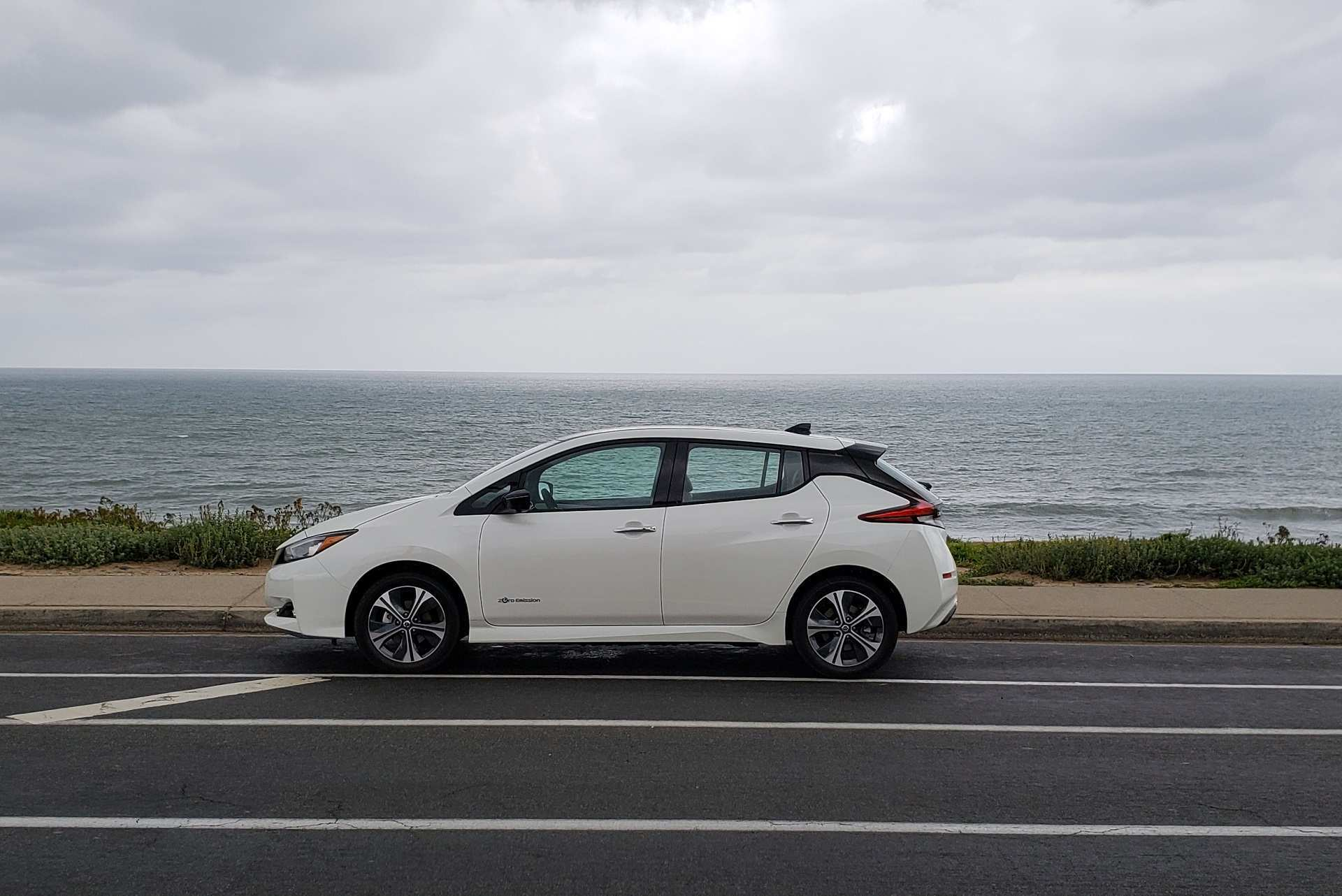 36 Best 2019 Nissan Leaf Review Exterior