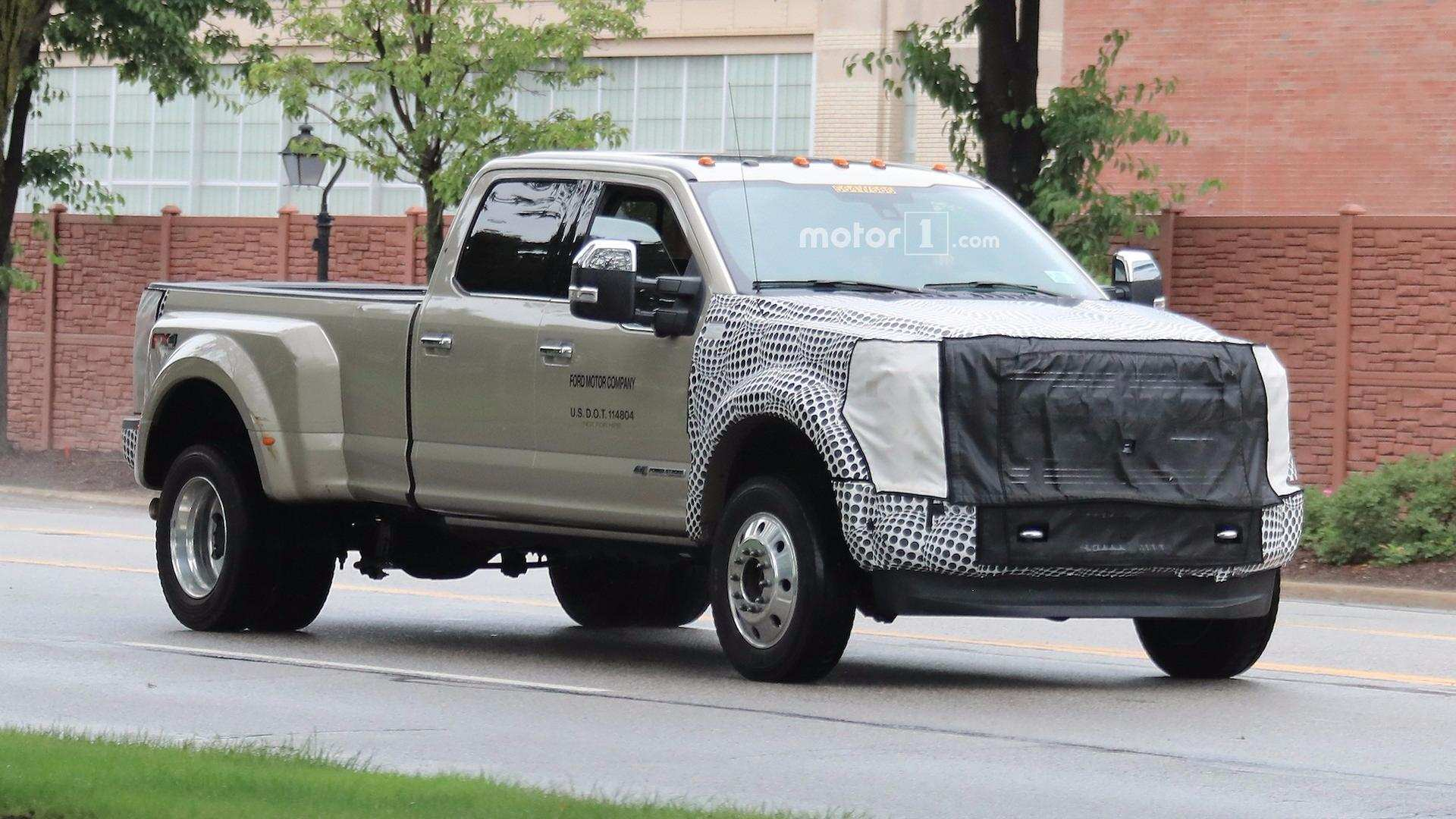 36 Best 2019 Spy Shots Ford F350 Diesel Picture