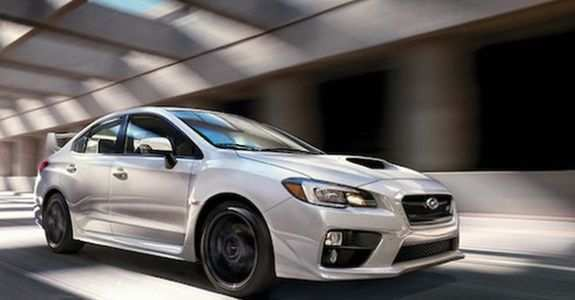 36 Best 2019 Subaru Wrx Redesign And Review