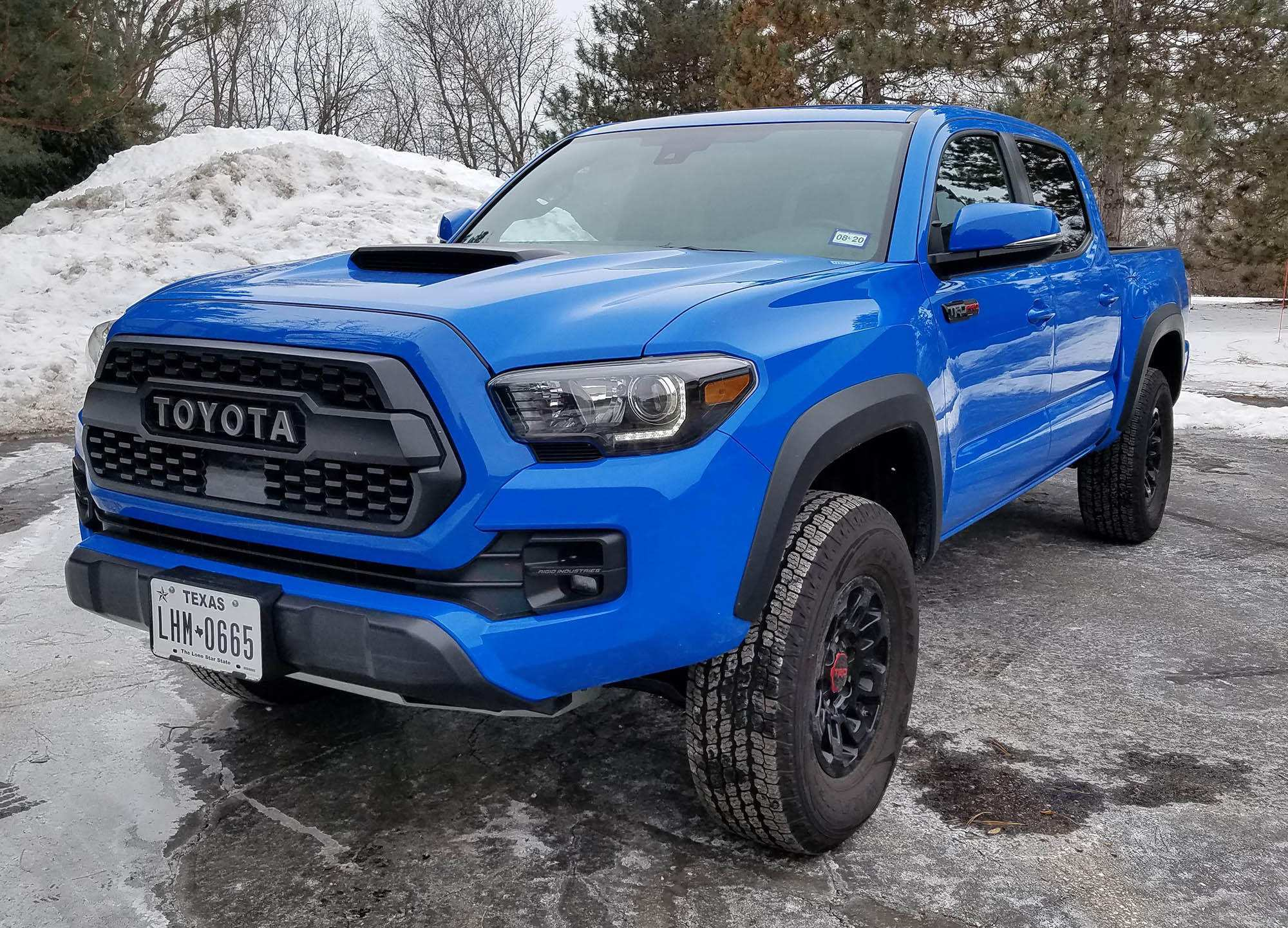 36 Best 2019 Toyota Tacoma Release Date