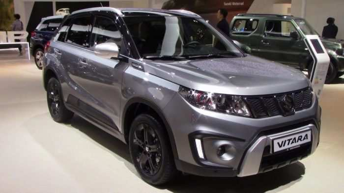 36 Best 2020 Suzuki Grand Vitara Preview Interior