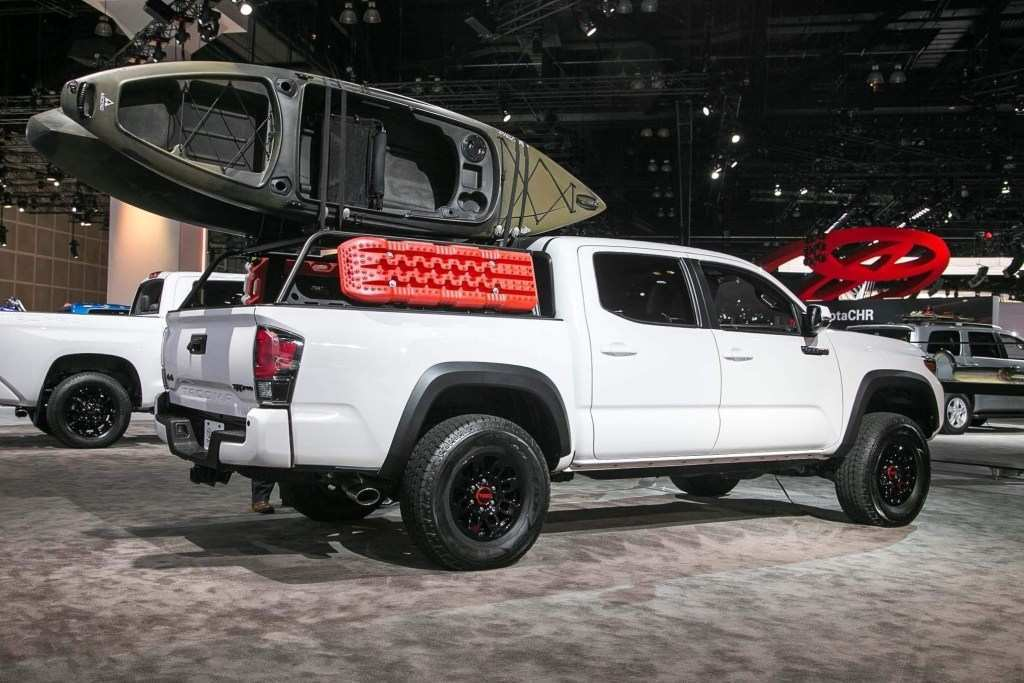 36 Best 2020 Toyota Hilux Spy Shots Release
