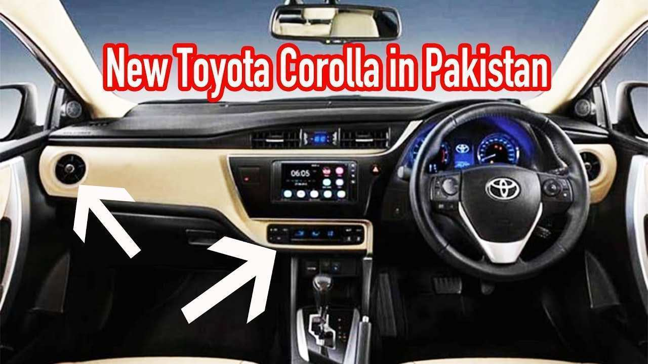 36 Best Toyota Xli 2019 Price In Pakistan Redesign And Review