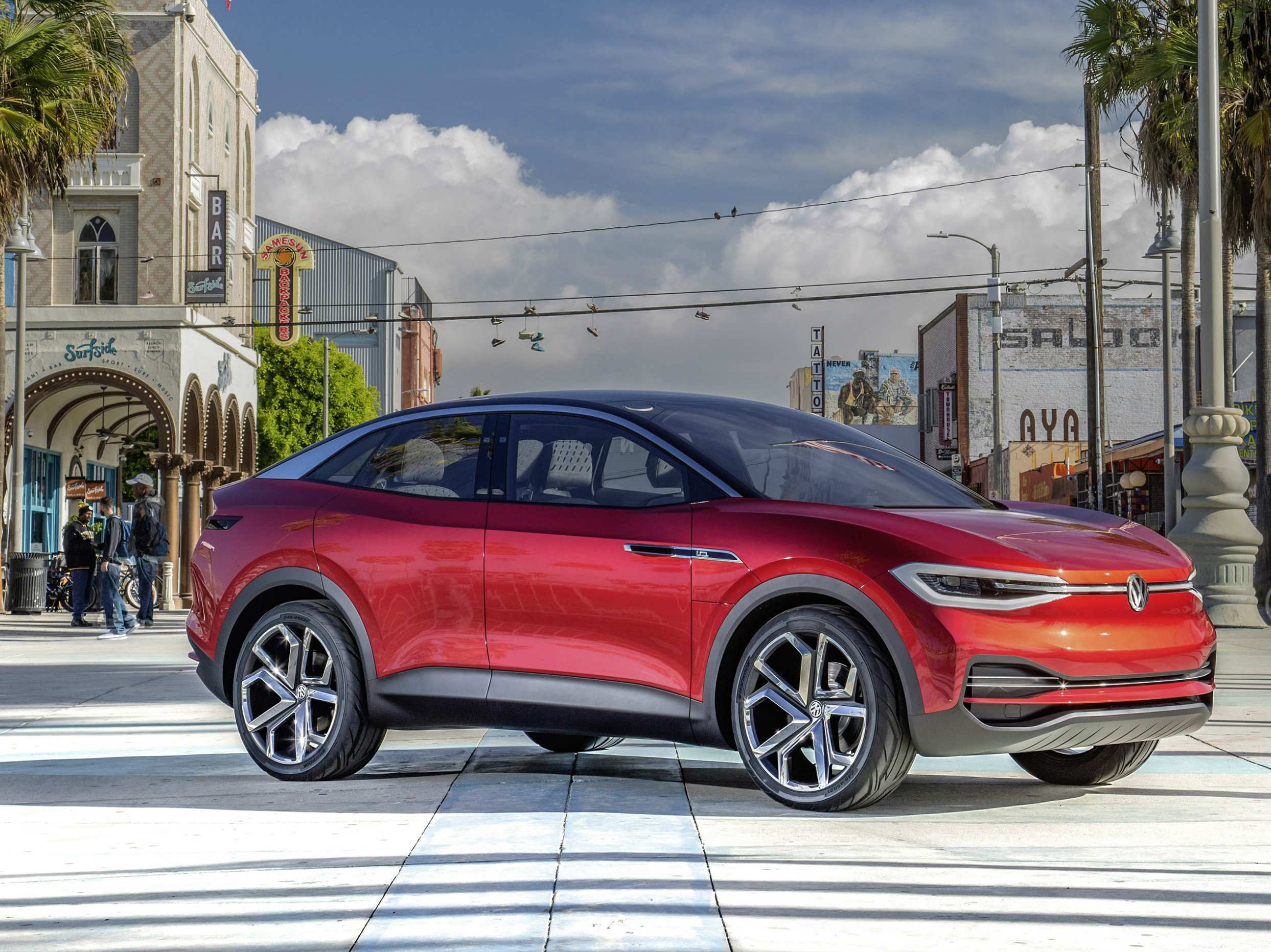 36 Best Volkswagen Electric Suv 2020 Images