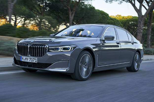 36 New 2019 BMW 7 Series Redesign And Review