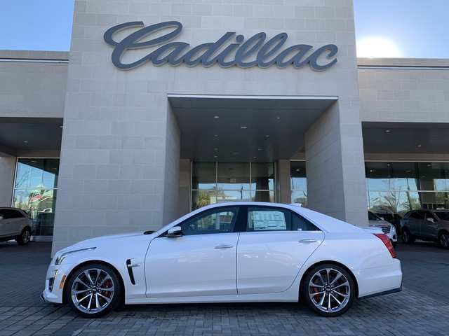 36 New 2019 Cadillac CTS V Specs And Review