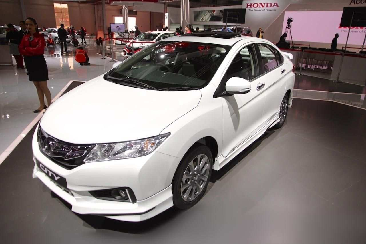 36 New 2019 Honda City Rumors