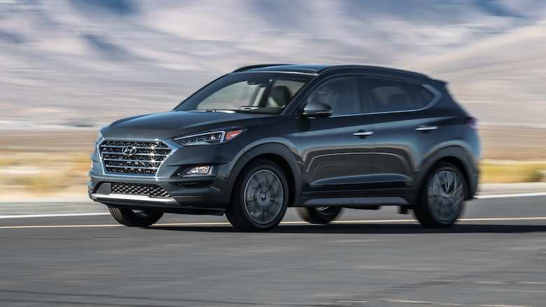 36 New 2019 Hyundai Tucson Interior