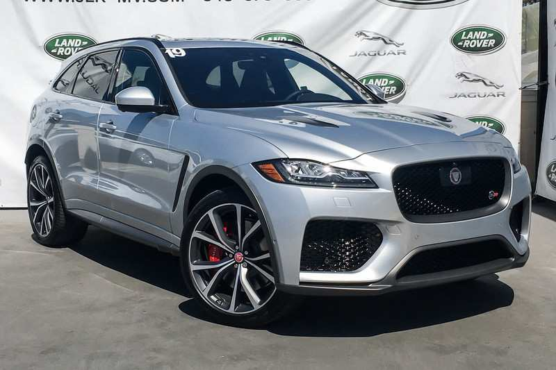 36 New 2019 Jaguar F Pace Svr 2 Review