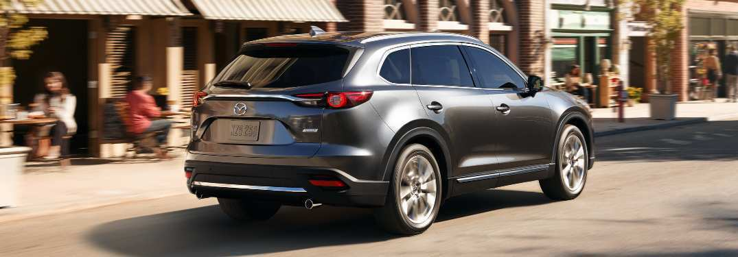 36 New 2019 Mazda Cx 9 New Review