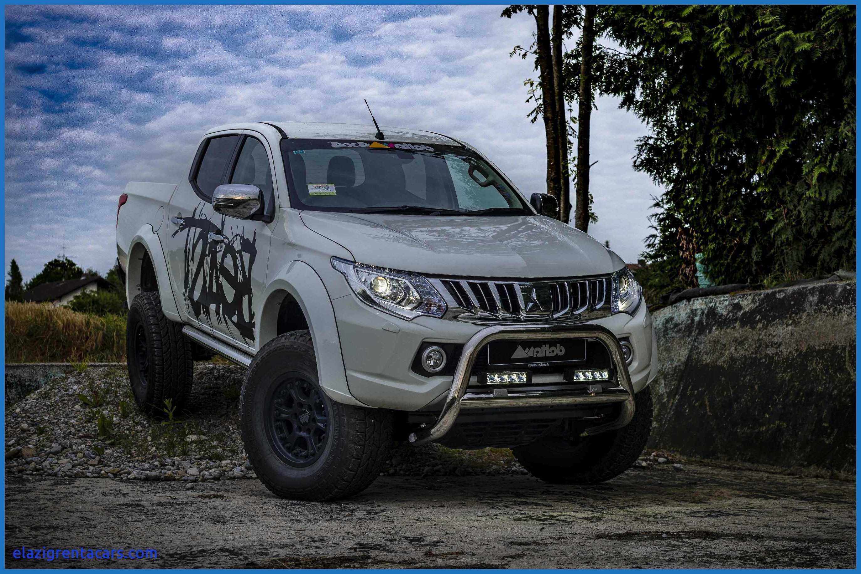 36 New 2019 Mitsubishi Triton Perfect Outdoor Pictures