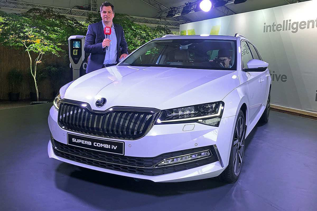 36 New 2019 New Skoda Superb Release