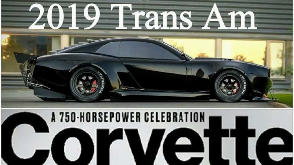 36 New 2019 Pontiac Firebird Trans Am Spy Shoot