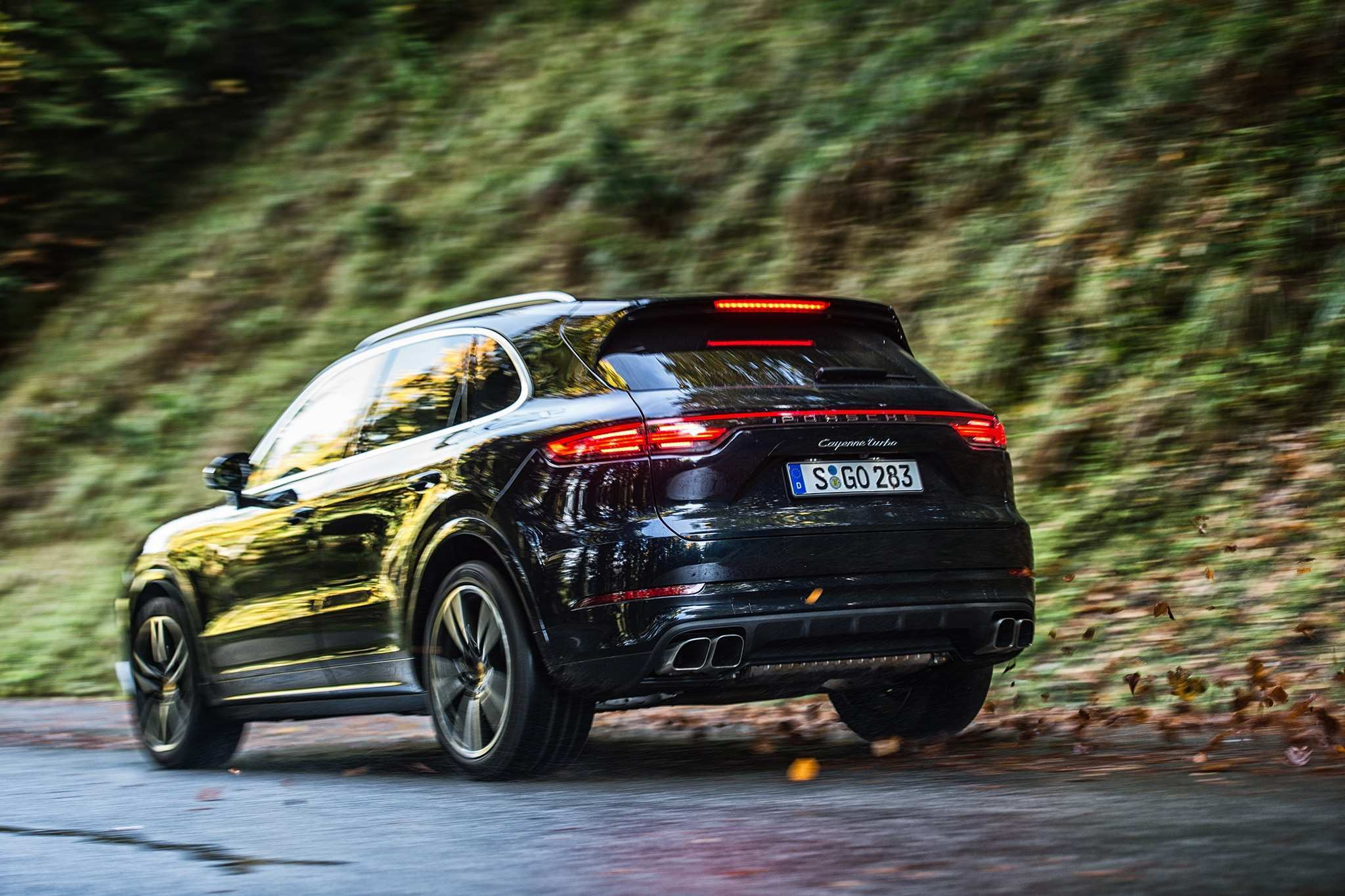 36 New 2019 Porsche Cayenne Turbo S Price And Release Date