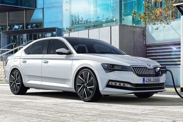 36 New 2019 Skoda Superb Rumors