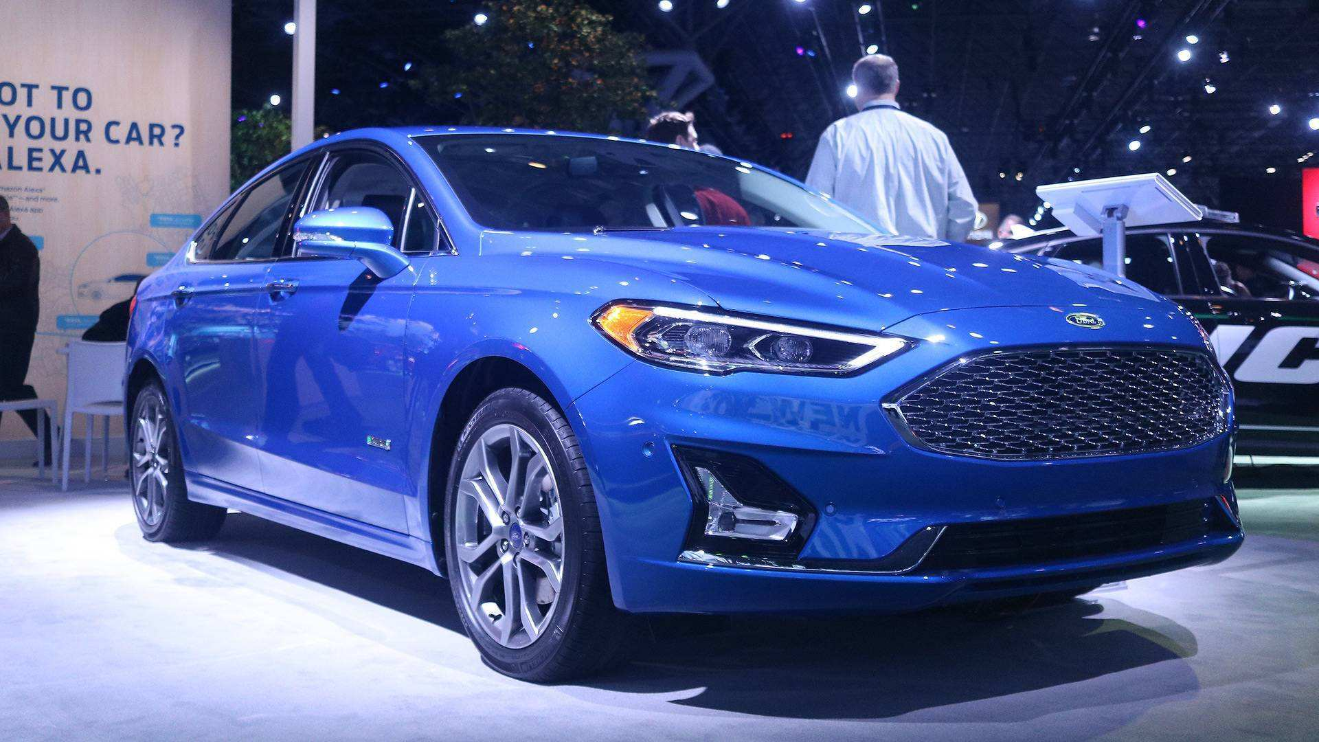 36 New 2019 The Spy Shots Ford Fusion Interior