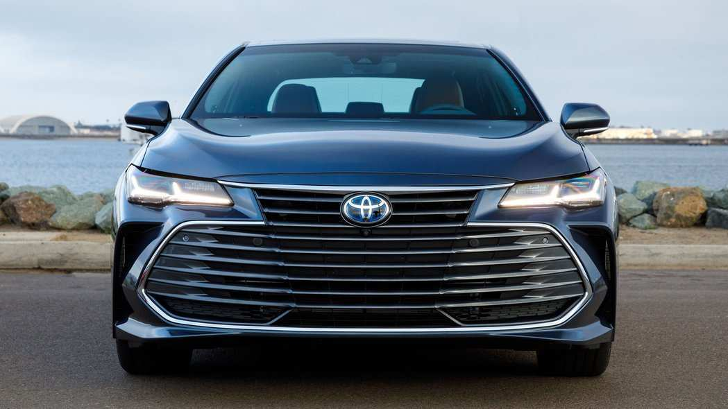 36 New 2019 Toyota Avalon Hybrid Price And Release Date