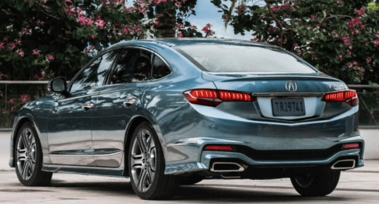 36 New 2020 Acura RLX Specs And Review