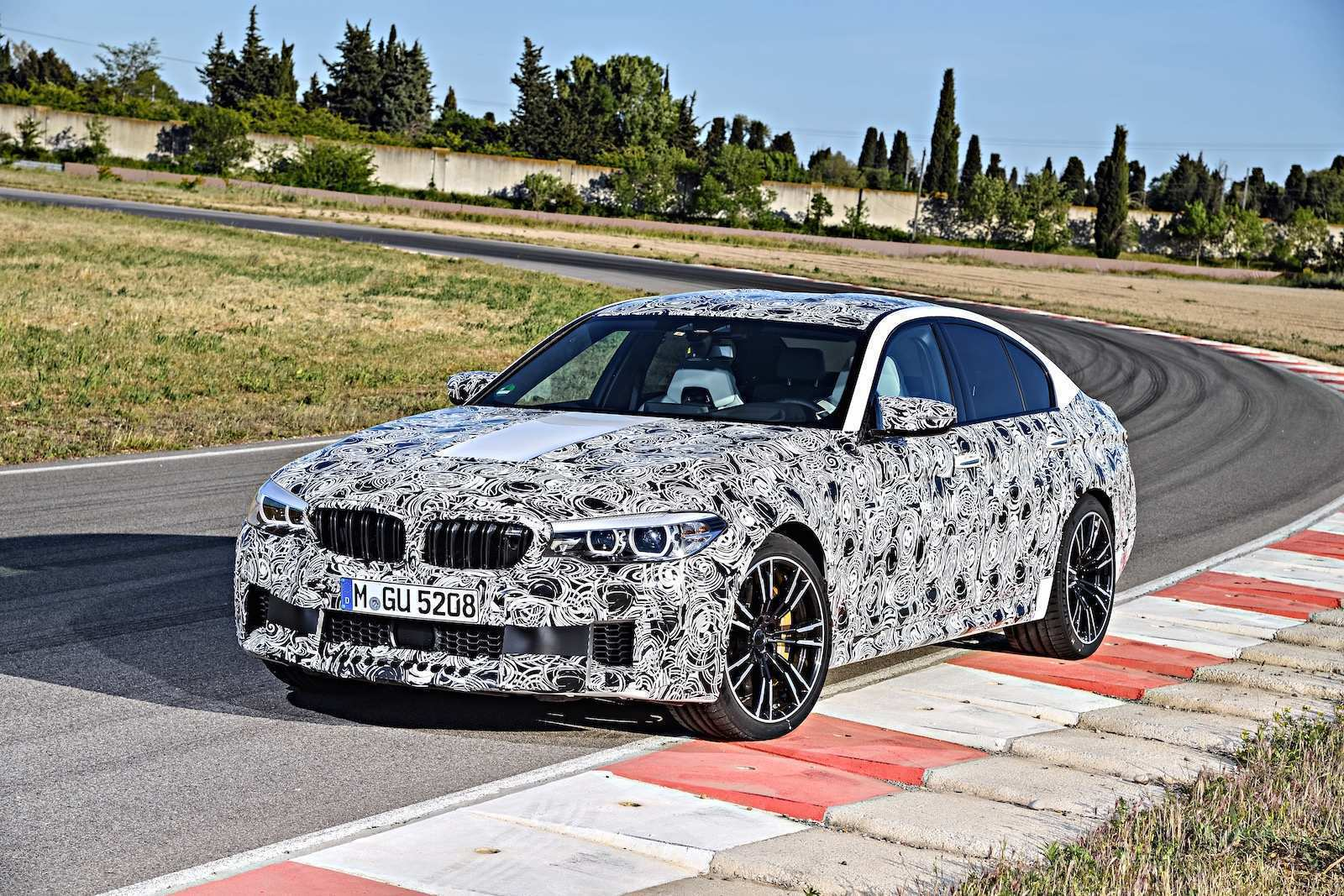 36 New 2020 BMW M5 Xdrive Awd Pictures