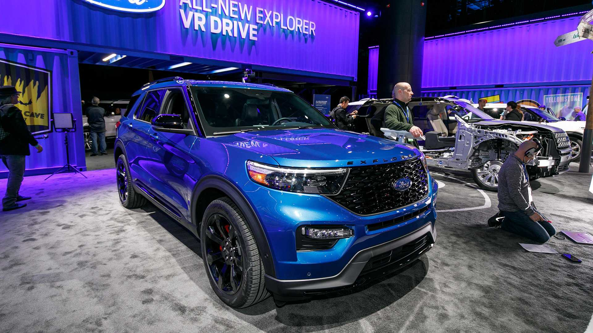 36 New 2020 Ford Explorer Sports Release
