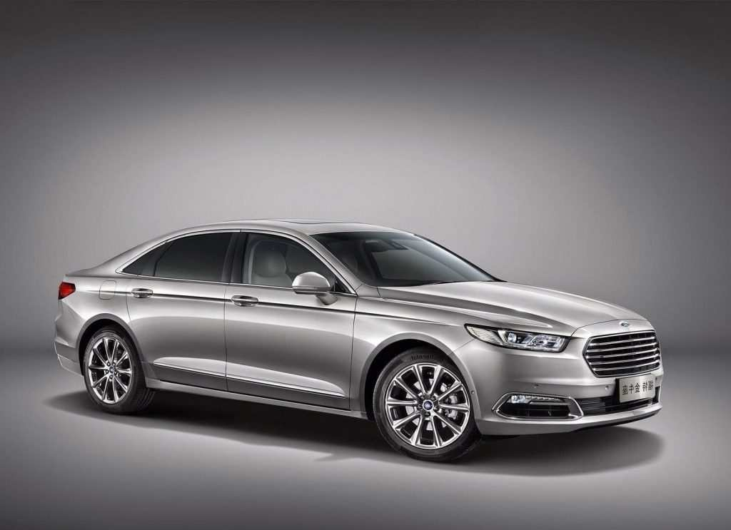 36 New 2020 Ford Taurus Spy Reviews
