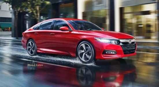 36 New 2020 Honda Accord Spirior Concept And Review