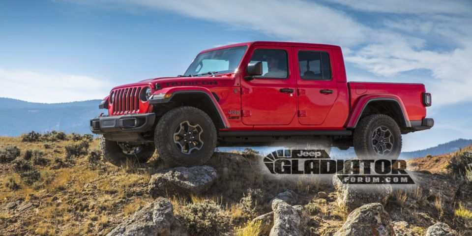 36 New 2020 Jeep Gladiator Engine Options Specs