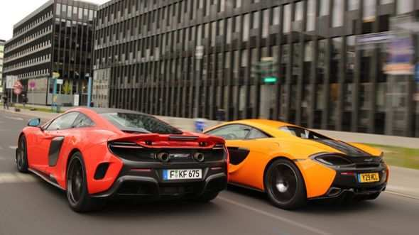 36 New 2020 McLaren 570S Coupe Price Design And Review