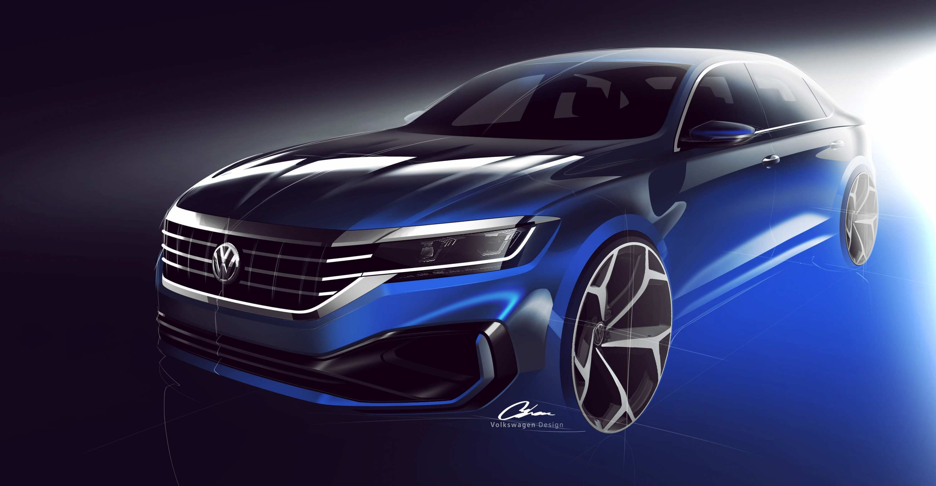 36 New 2020 The Next Generation VW Cc Spy Shoot
