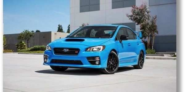 36 New 2020 Wrx Sti Hyperblue Concept