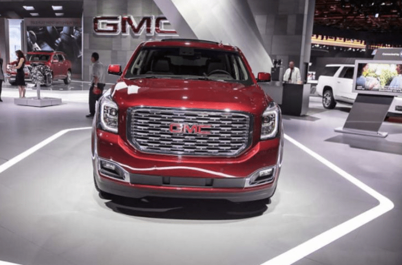 36 New GMC Yukon 2020 Release Date Engine