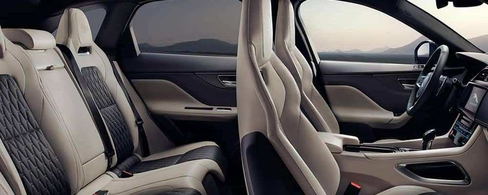 36 New Jaguar F Pace 2019 Interior Research New