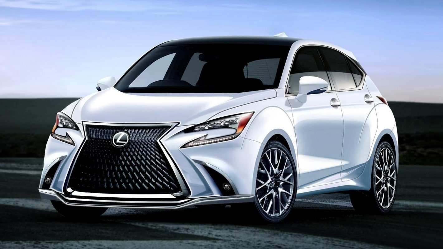 36 New Lexus Ct 2019 Release