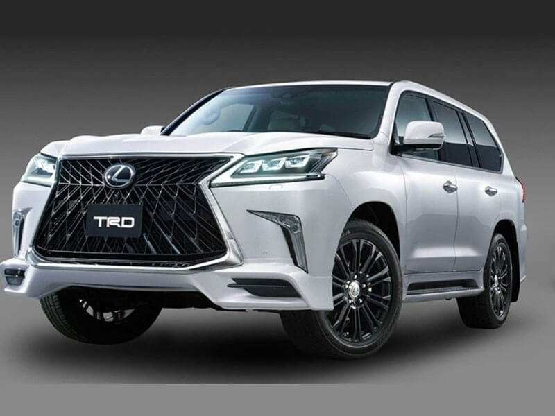 36 New Lexus Lx 570 Review 2020 Photos