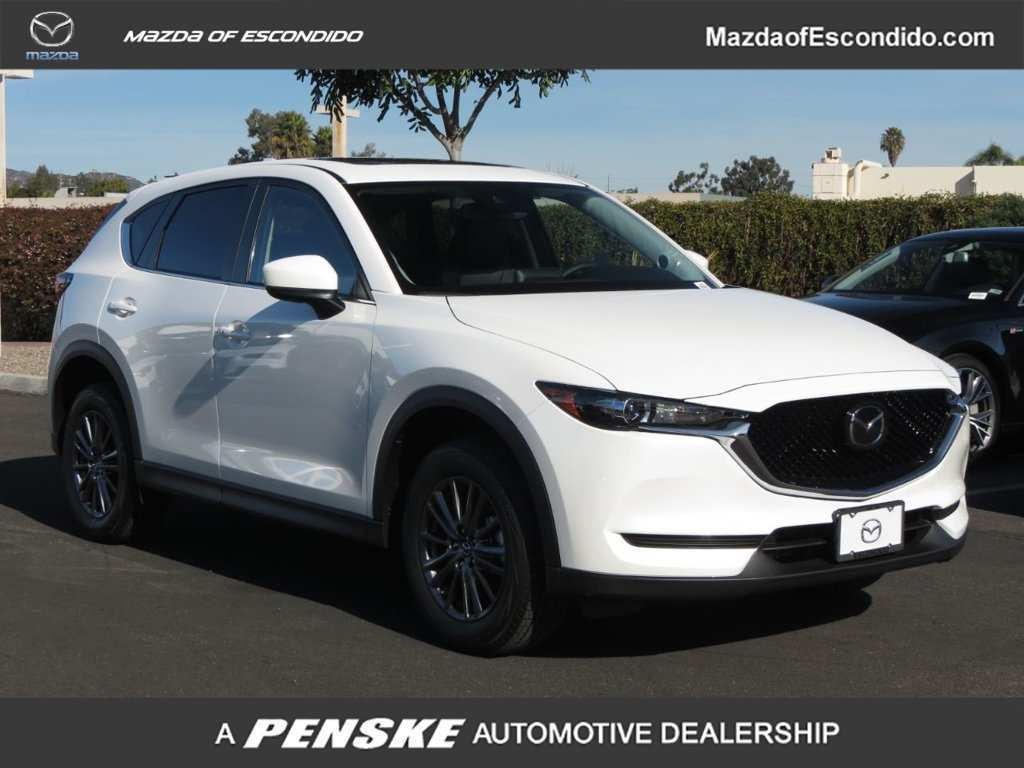 36 New Mazda Cx 5 2019 White Wallpaper