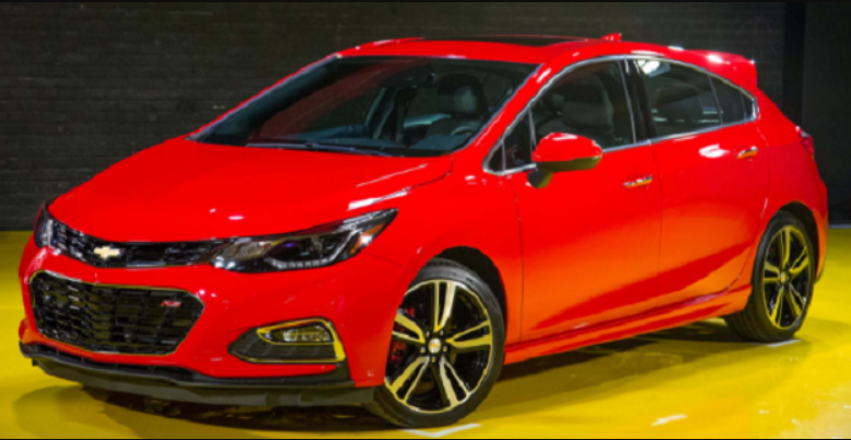 36 New Will There Be A 2020 Chevrolet Cruze Release
