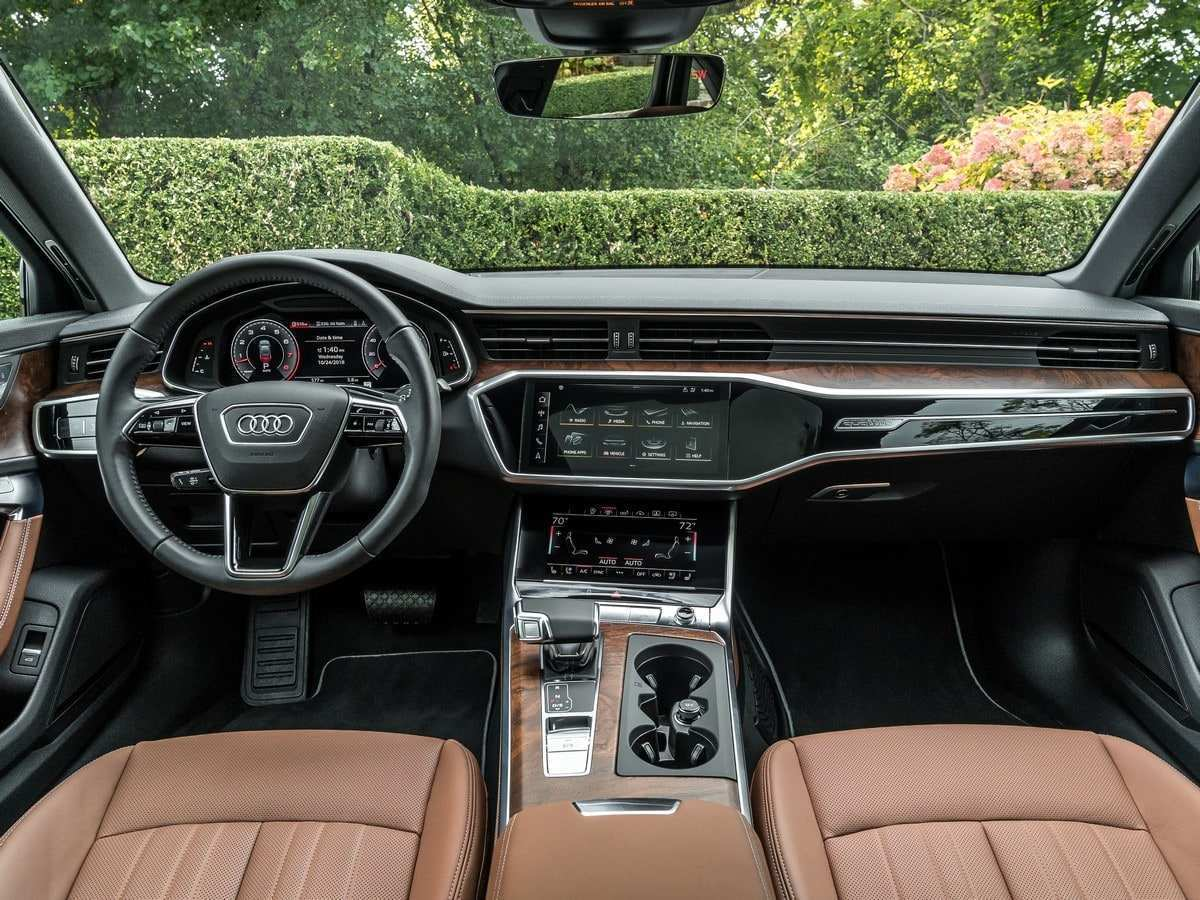 36 The 2019 Audi A6 Comes Exterior And Interior