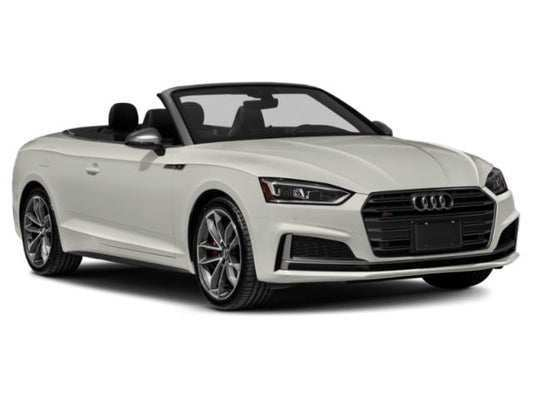 36 The 2019 Audi S5 Cabriolet Wallpaper