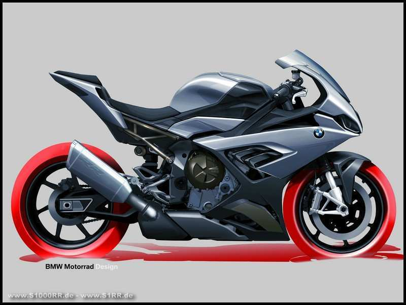 36 The 2019 BMW S1000Rr Style