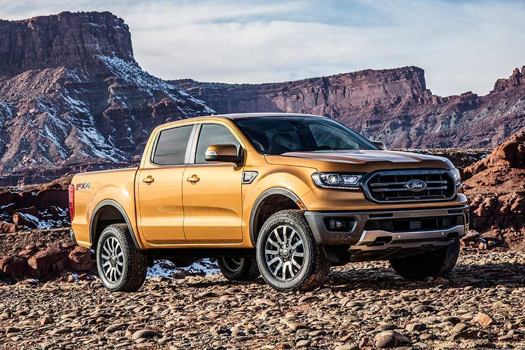 36 The 2019 Ford Ranger Vs Bmw Canyon First Drive
