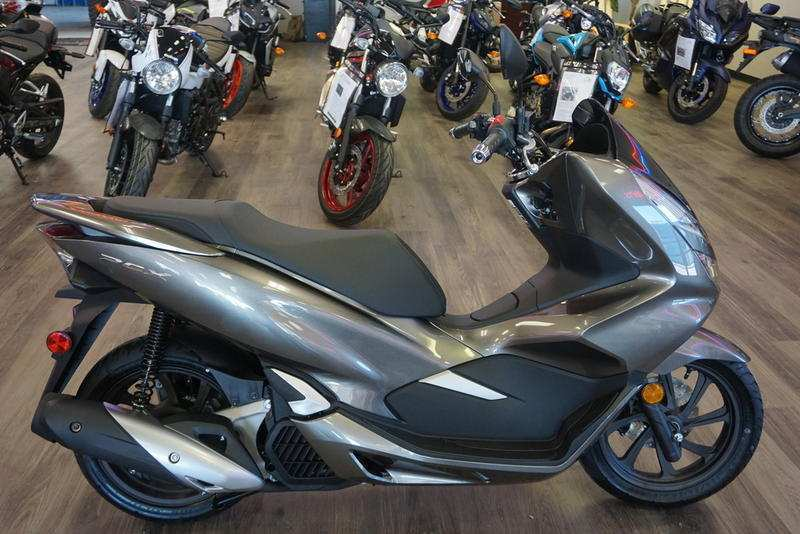 36 The 2019 Honda Pcx150 New Review