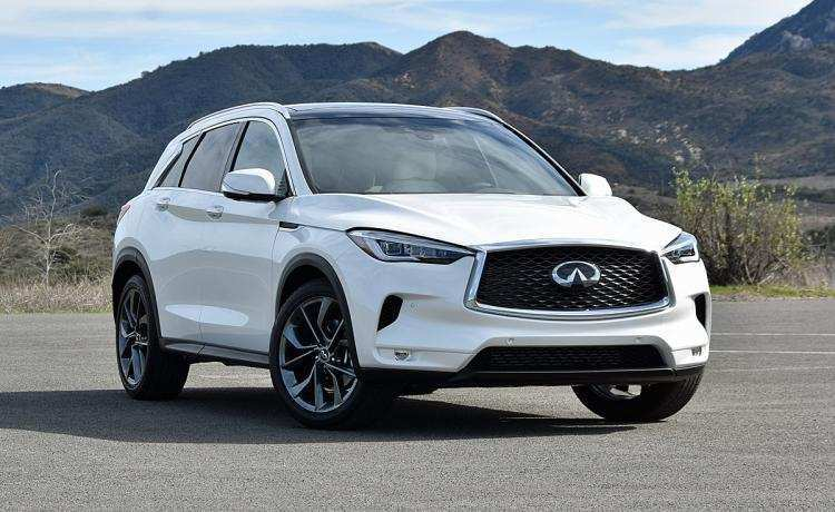 36 The 2019 Infiniti Qx50 Horsepower Performance