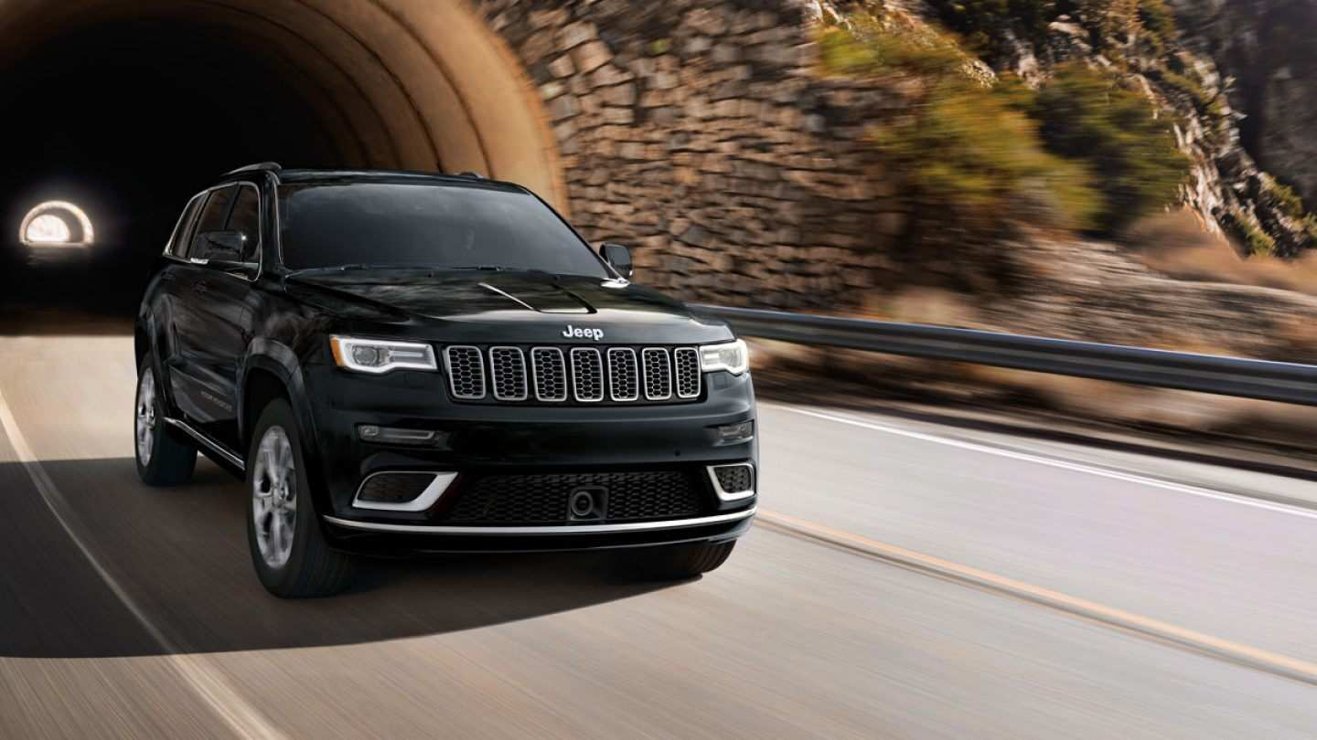 36 The 2019 Jeep Grand Cherokee Exterior