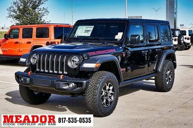 36 The 2019 Jeep Wrangler Overview