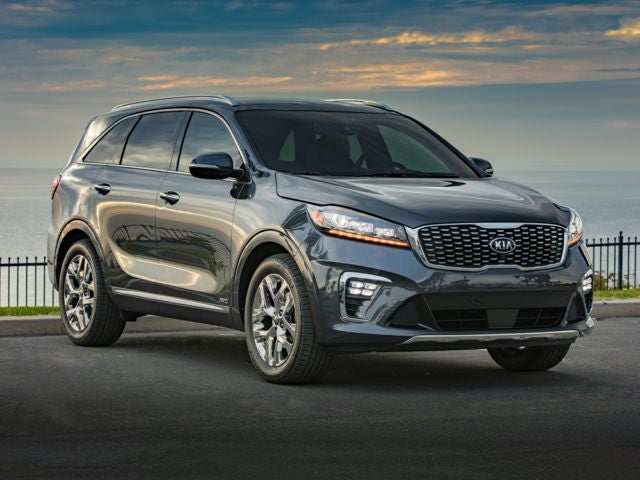 36 The 2019 Kia Sorento Trim Levels Overview