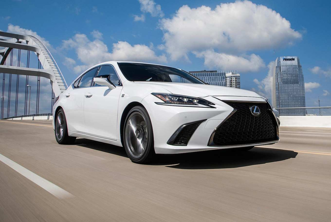 36 The 2019 Lexus Es 350 F Sport Ratings