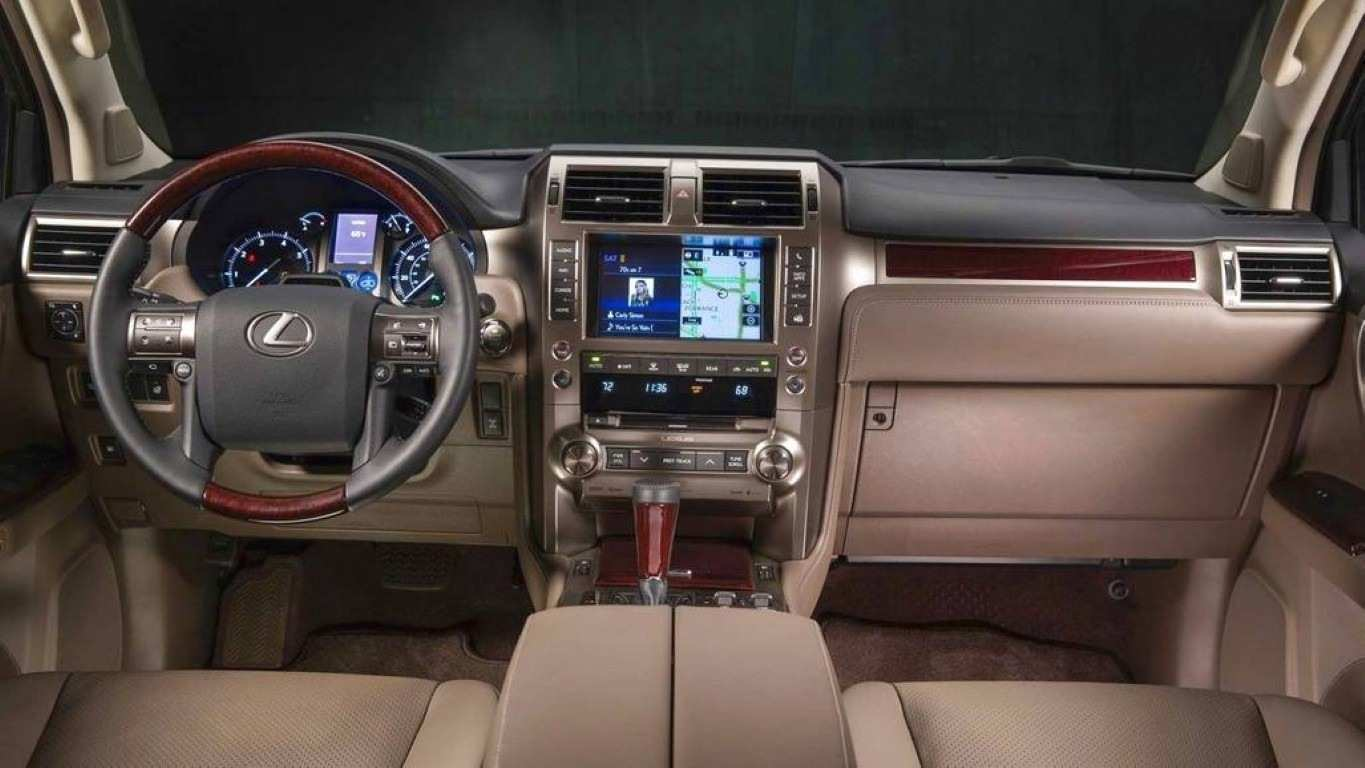 36 The 2019 Lexus Gx470 Release Date And Concept