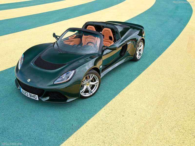 36 The 2019 Lotus Elises Images