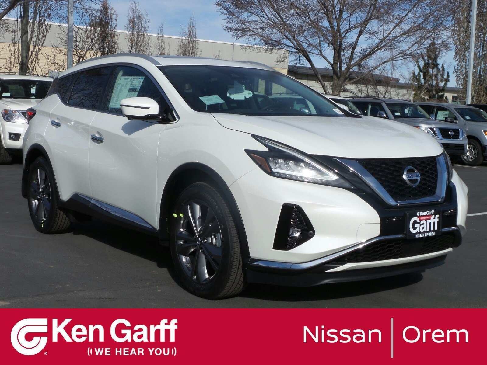 36 The 2019 Nissan Murano Configurations