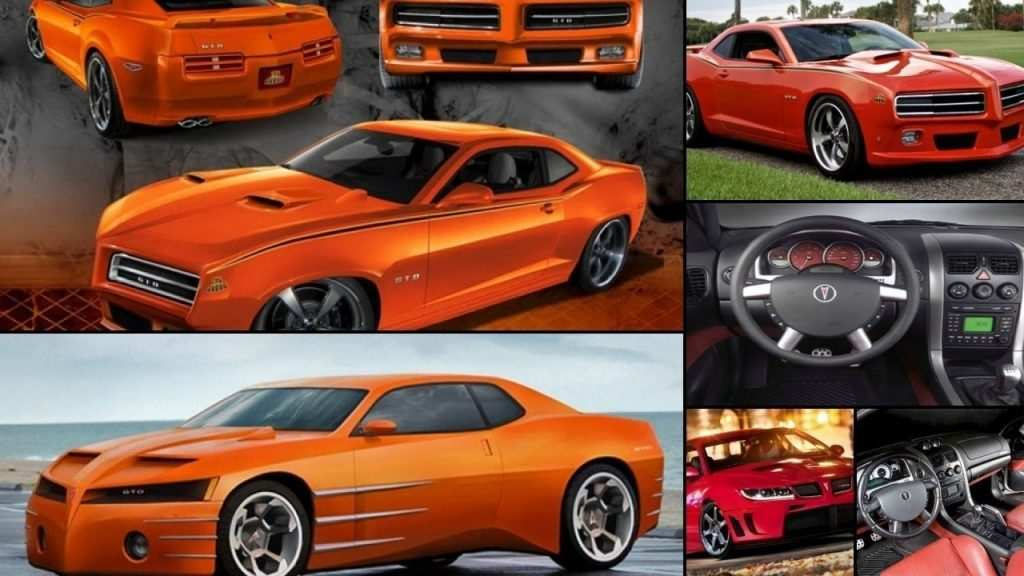 36 The 2019 Pontiac GTO Specs And Review